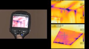 Energy Audit Thermal Image