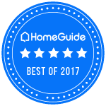 Top 10 on HomeGuide!